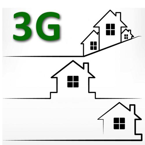 3 G Интернет за городом