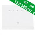 4G / 3G Wi-Fi роутер Huawei B315s-22 (радиус действия WiFi до 50 метров)