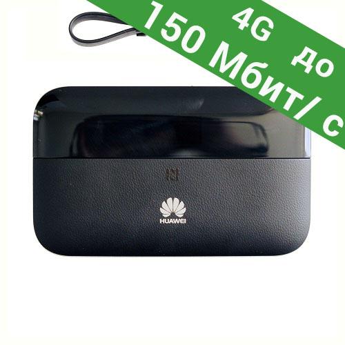 4G / 3G Wi-Fi роутер Huawei E5885