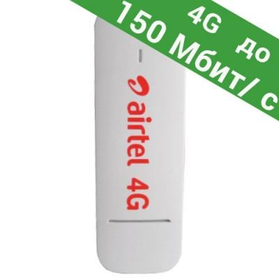 4G / 3G USB модем Huawei E3370 Airtel 4G (2 разъема для внешних антенн)