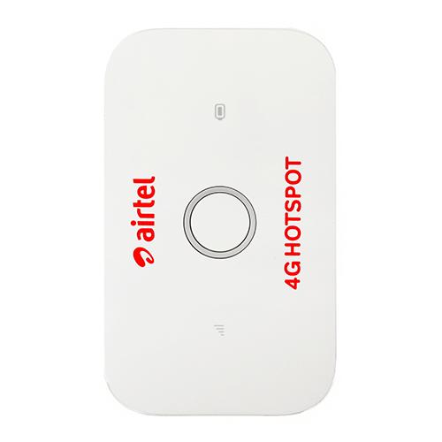 4G / 3G Wi-Fi роутер Huawei E5573 (c выходом под антенну)