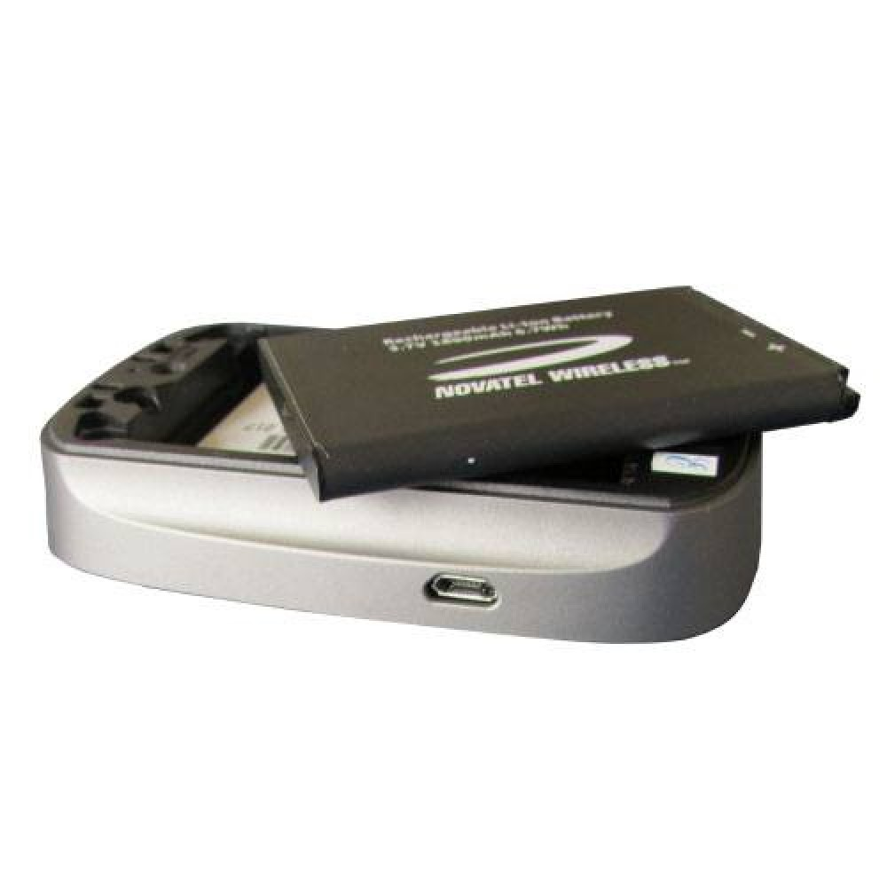 3G Wi - Fi роутер Novatel MiFi 5580 (технологичный дизайн)