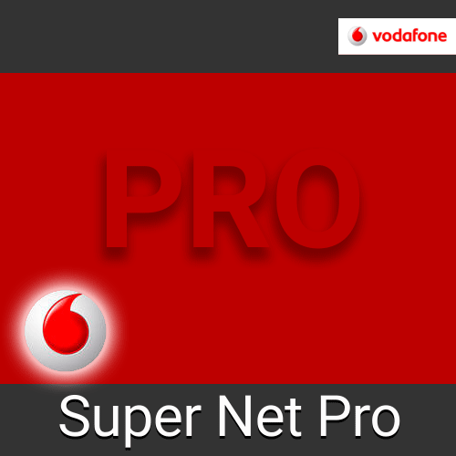 Тариф Vodafone Super Net Pro