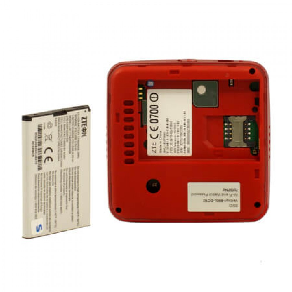 3G WiFi  роутер ZTE 890L (работает со всеми операторами)