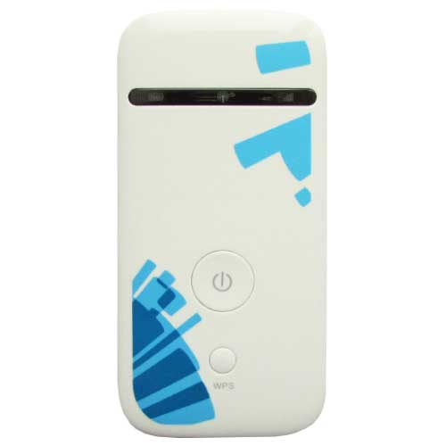3G WI-Fi роутер ZTE MF65 (скорость до 21,6 Мбит/ сек)