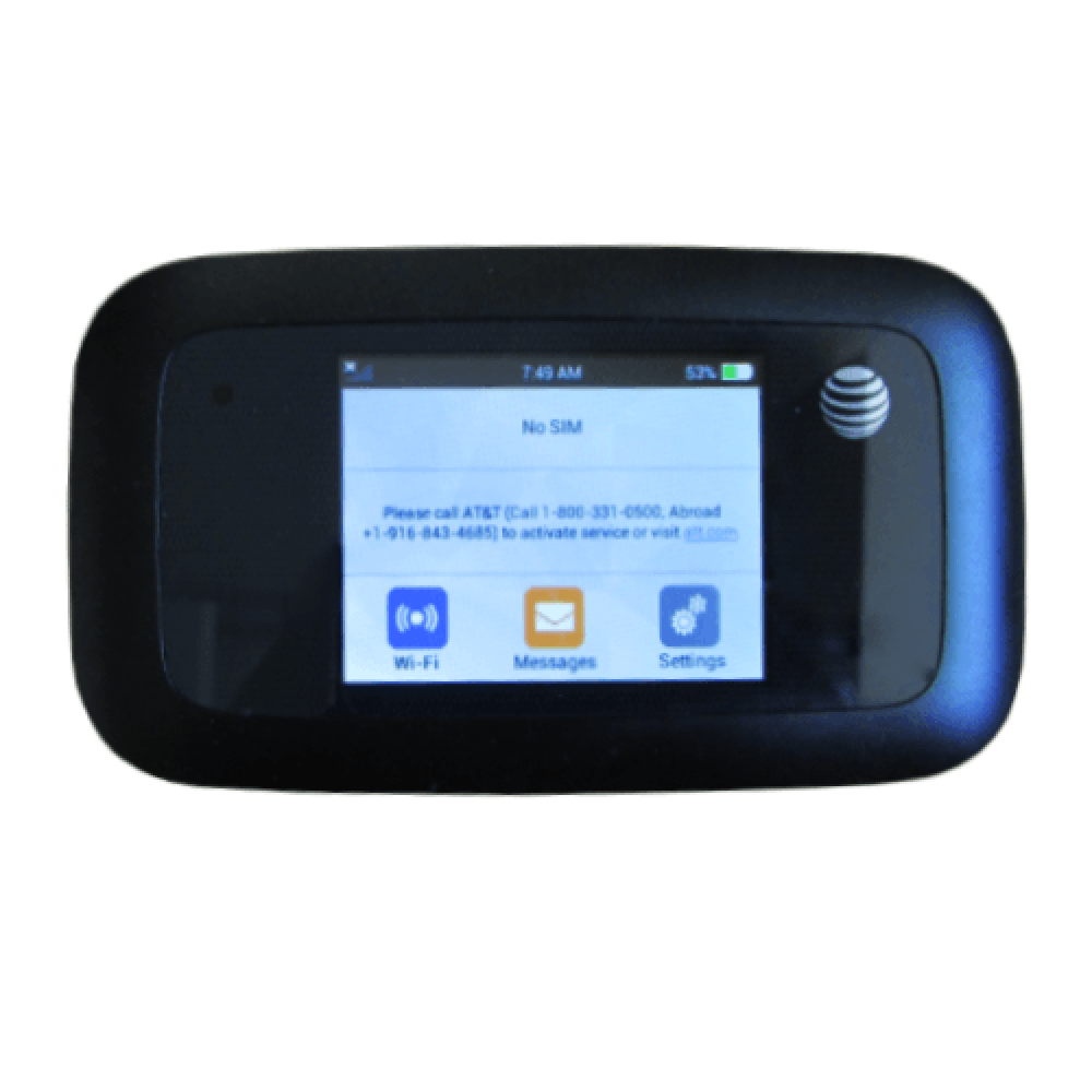 3G/ 4G Wi - Fi роутер ZTE MF923 (максимально удобное сенсорное управление)
