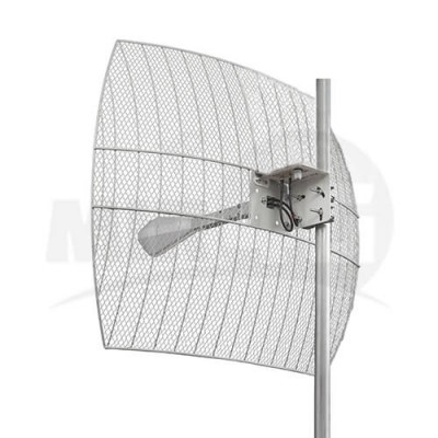4G 3G антенна 21 дБи, параболическая MIMO (максимальное усиление сигнала)