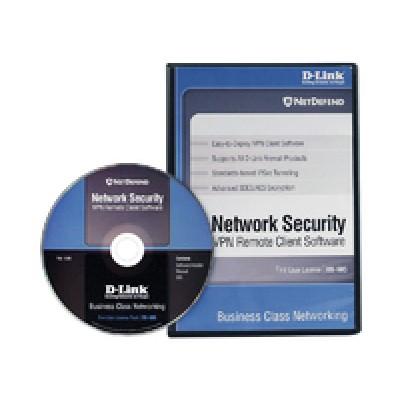 D-Link DS-605 NetDefend VPN Remote Access Software (5-user license)