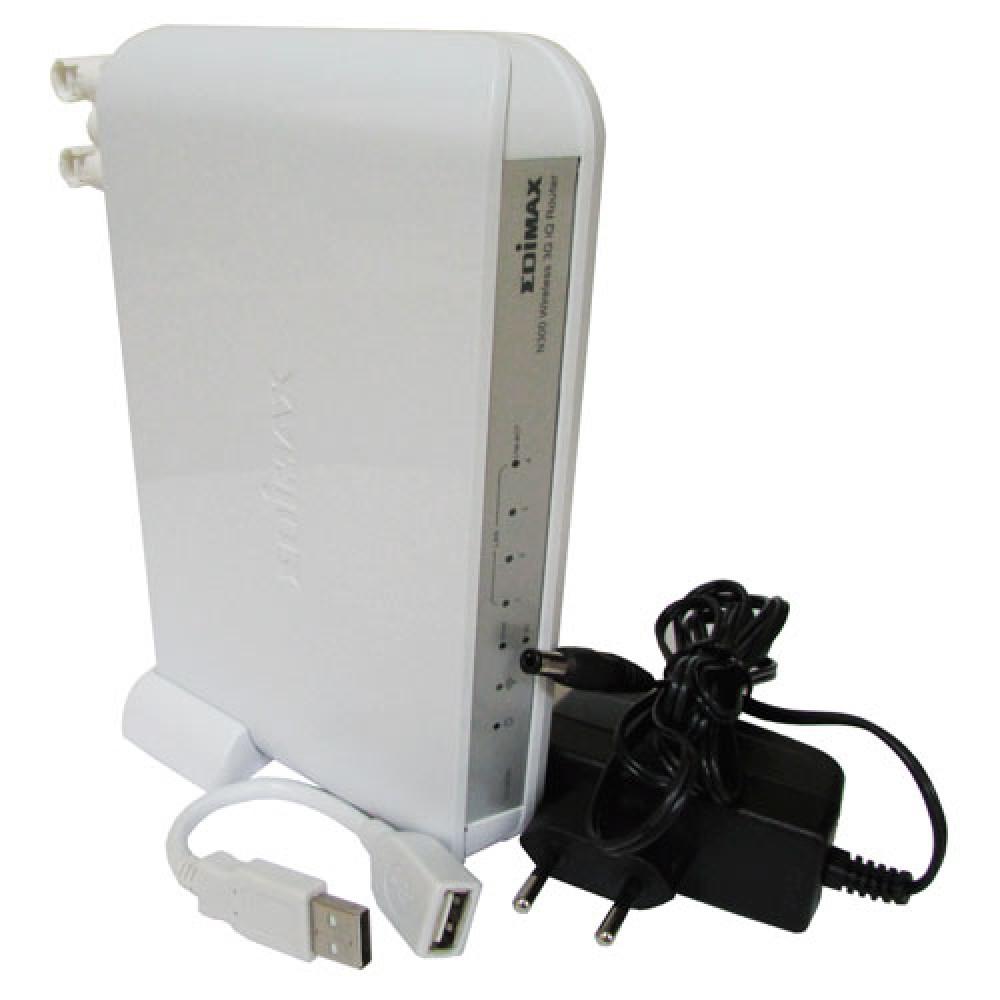 3G Wi - Fi маршрутизатор Edimax 3G 6408n (идеален для квартиры и офиса)