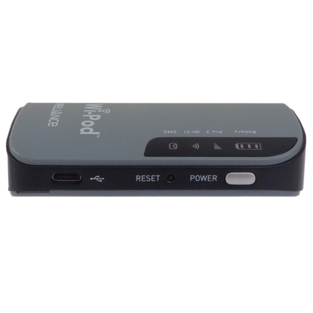 3G WiFi роутер Lava mf802s (с поддержкой Rev. В)