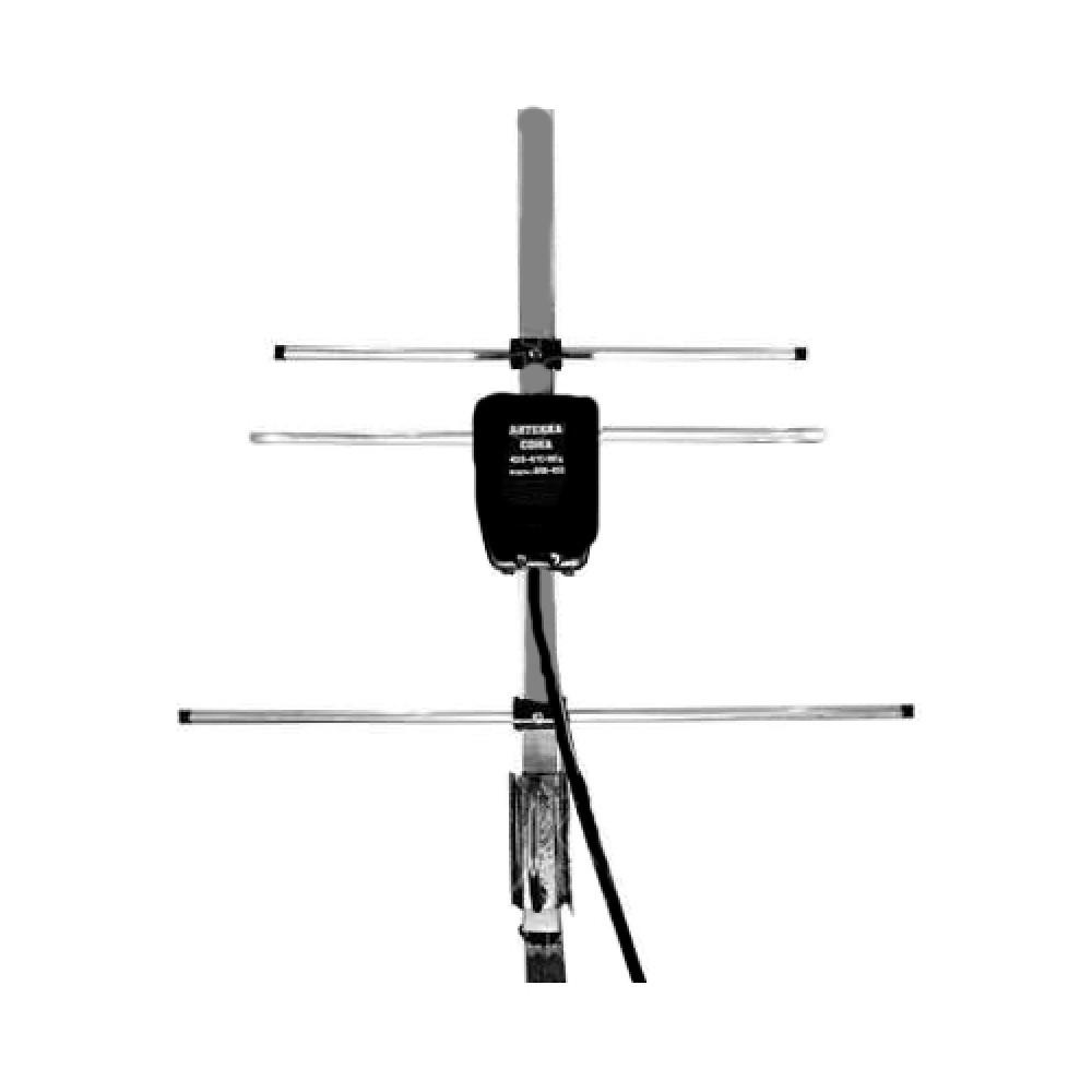 Антенна CDMA-450 Мгц с усилением 15Db (МТС Конект) кабель+ переходник
