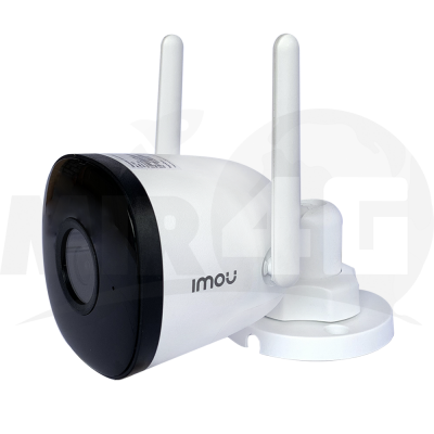 Уличная 2 Мп камера Dahua Imou IPC-F22p (детализация изображения даже ночью, управление с телефона, ИК подсветка на 30 м)