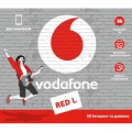 """Стартовый пакет """"Vodafone Red L"""""""