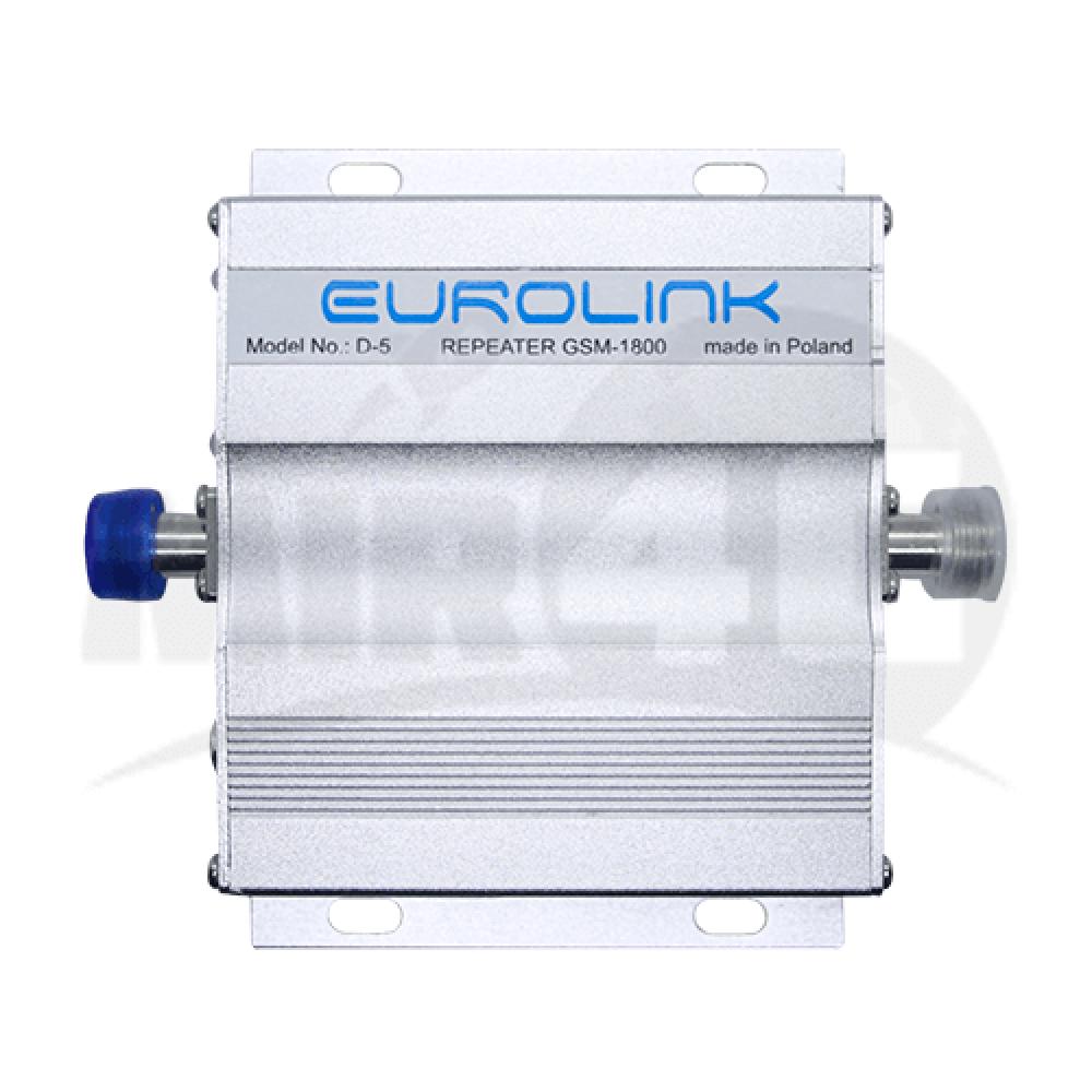 4G 2G репитер Eurolink D5 (усиливает голосовую связь и Интернет на площади до 70 кв.м.)