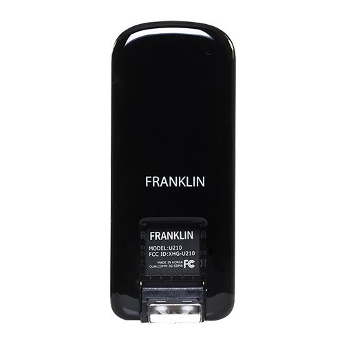 3G USB модем Franklin U600 (работает в 4G)