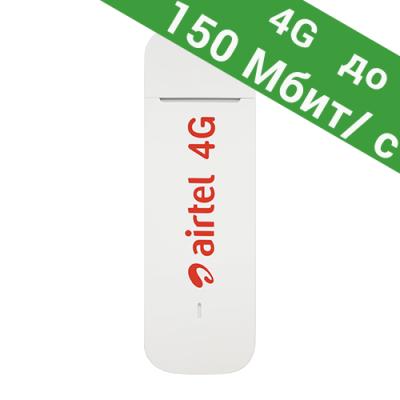 4G USB модем Huawei 3372 (самый мощный, до 150 мбит/сек) 4G / 3G / LTE