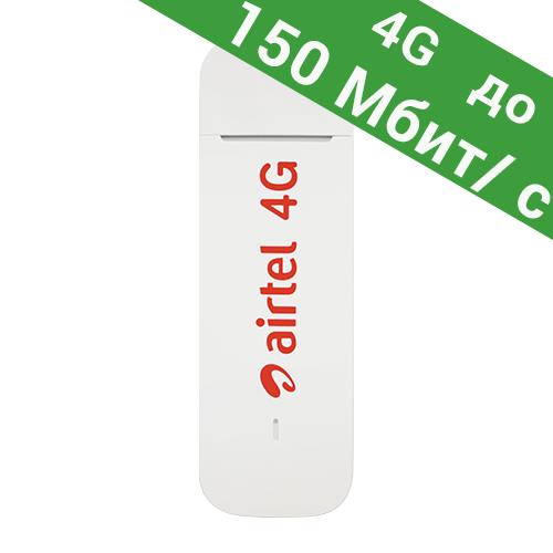 4G USB модем Huawei 3372 (самый мощный, до 150 мбит/сек)