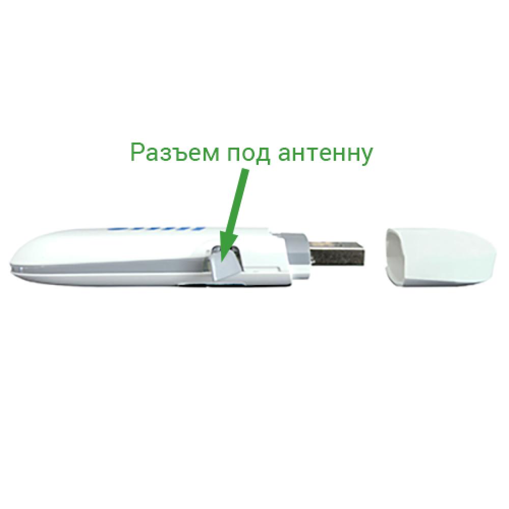 3G USB модем Huawei E3131 с надежным разъемом для антенны