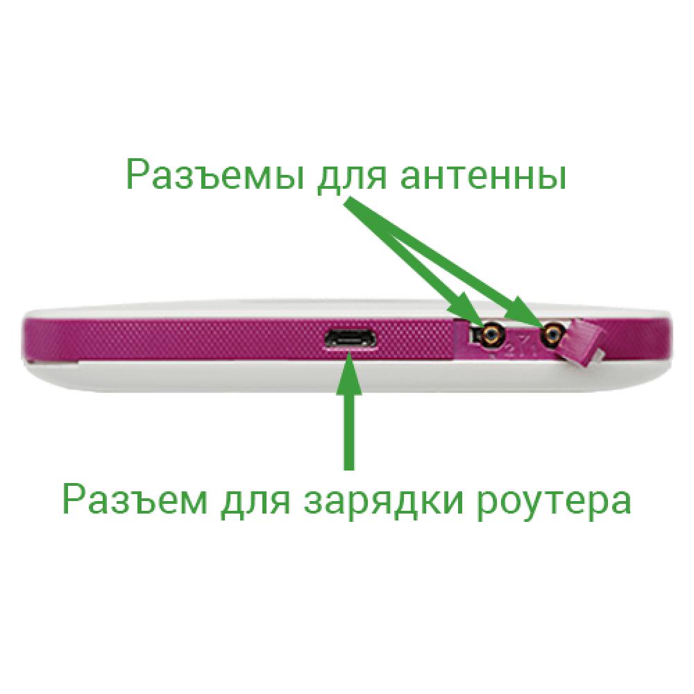 Портативный 4G / 3G WiFi роутер Huawei E5577UA, отлично адаптирован под украинских операторов связи