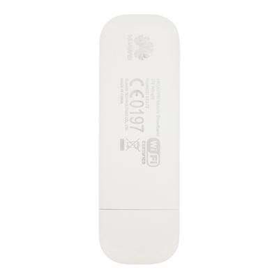 4G  Wi - Fi модем Huawei - E8372 (для зон с плохой связью и надежными разъемами для усиливающих антенн)