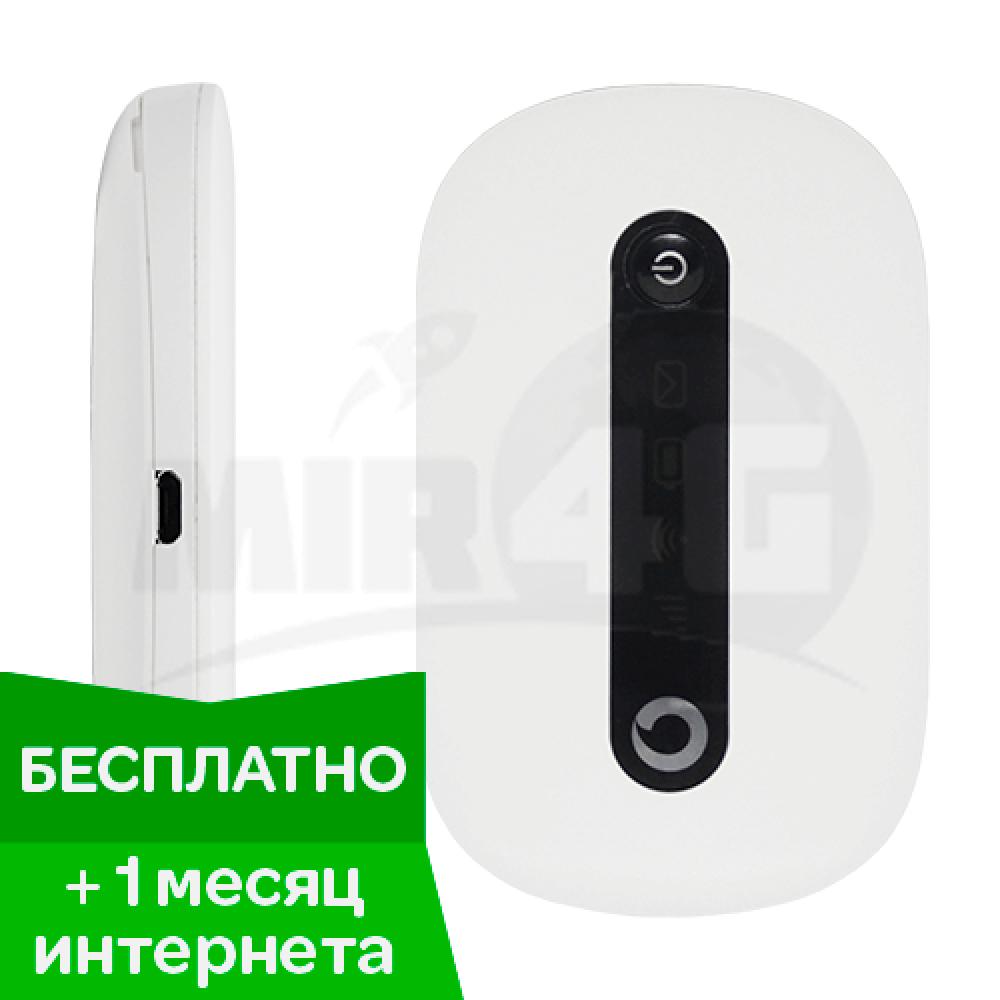 3G комплект: Wi-Fi роутер Huawei R206  (архив)
