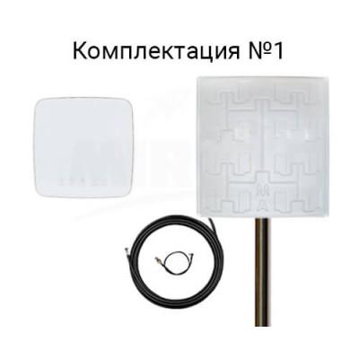 """Интернет для дома и офиса """"Улучшенный"""" (простая установка, усиленный прием, до 100 мбит)"""