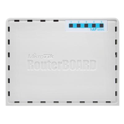 Стационарный роутер MikroTik RB952Ui-5ac2nD (до 300 Мбит/с по Wi-Fi, до 100 Мбит/с по кабелю) 4G / 3G / LTE