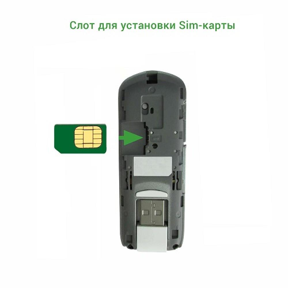 4G 3G USB модем с мощной внутренней антенной Huawei E3276s