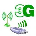 3G модем с внешней антенной (стабильный сигнал и высокая скорость Интернета)