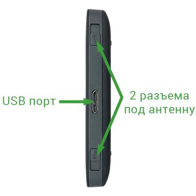 4G / 3G Wi-Fi роутер Sierra Netgear AC790S (до 11 часов автономной работы)