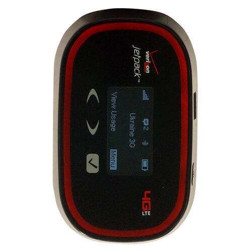3G WiFi роутер Novatel 5510L (роутер Интертелеком Rev B до 14.7 мбит)