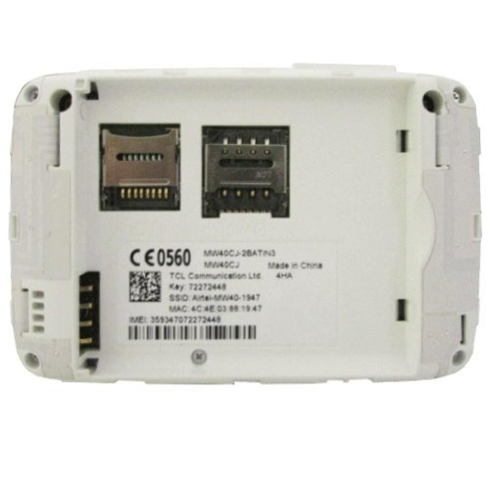 Скоростной 4G роутер Alcatel MW40CJ