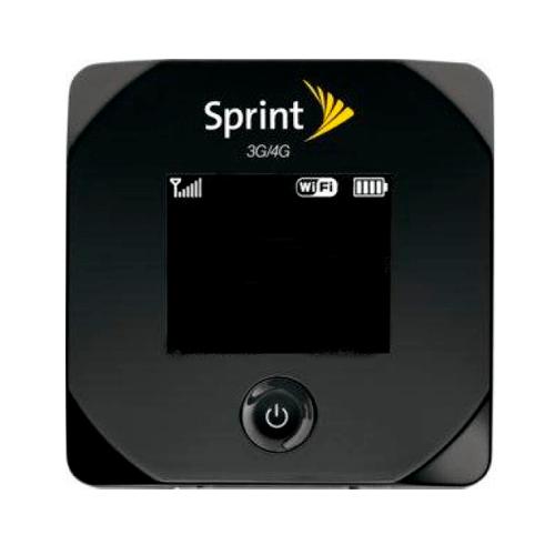 3G WiFi роутер Sierra Wireless Overdrive (AirCard W802) (с жидкокристаллическим дисплеем)