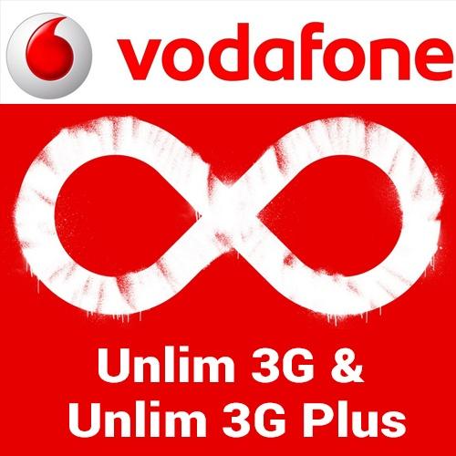 Тарифный план Vodafone Unlim 3G