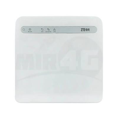 4G стационарный Wi-Fi роутер ZTE MF253S (усиленная внутренняя антенна, до 150 Мбит/с)