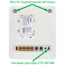 4G / 3G роутер ZTE MF286 (со встроенным аккумулятором)