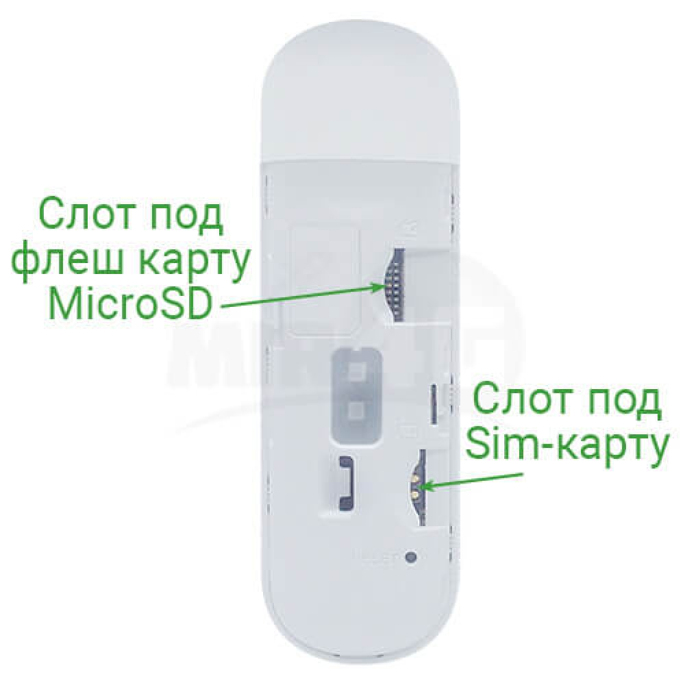 USB модем 3G / 4G ZTE MF 79U с функцией раздачи Wi-Fi для 10 устройств