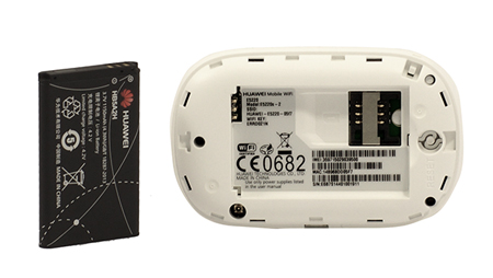 Huawei 5321 c аккумулятором