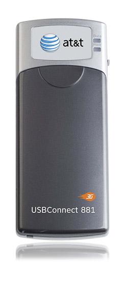 3G модем Sierra 881u