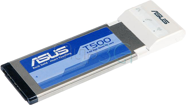 3G модем Asus T500