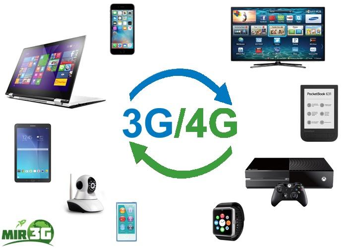 3G/4G оборудование в интернет-магазине Mir3G