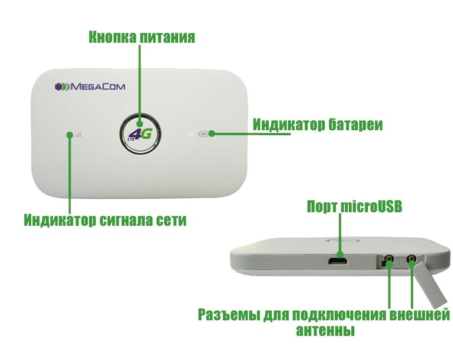 Huawei E5573 - купить в Mir3G