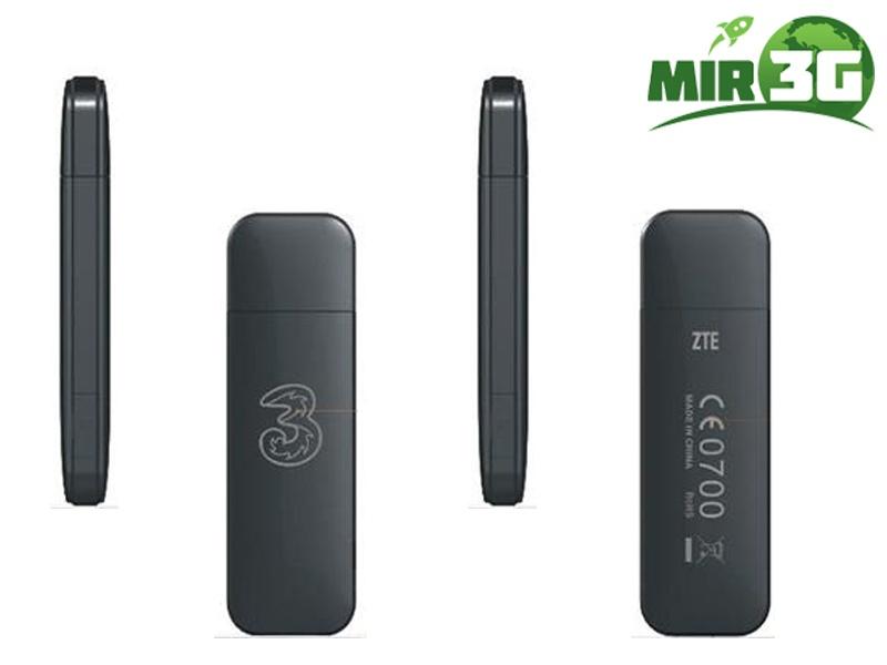 Купить USB модем ZTE MF730