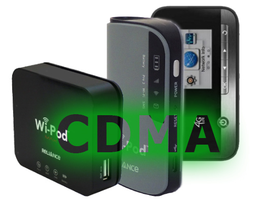 3G CDMA модемы