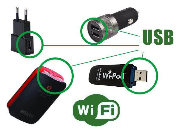 3G модем с вай фай