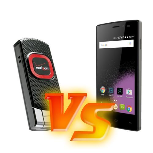 Смартфон или 3G модем